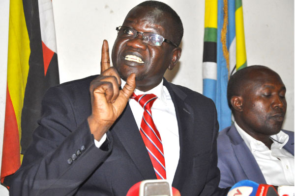 FDC is being wrongly implicated in the chaos that engulfed Arua yesterday!