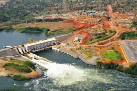 Bujagali Hydo-Power Dam
