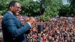 Lazarus Chakwera, Malawi's Main Opposition Leader