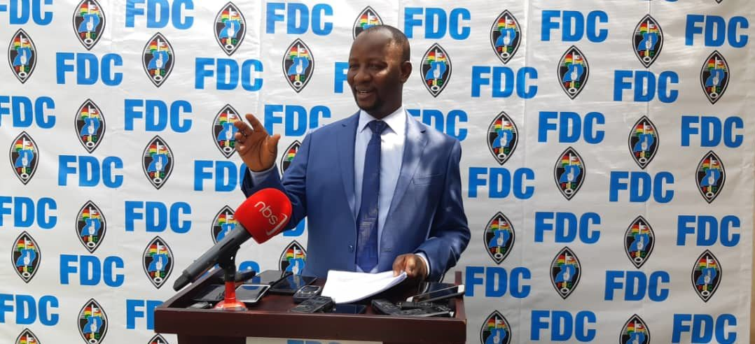 THE FDC WEEKLY BRIEFING SEPTEMBER 28th 2020