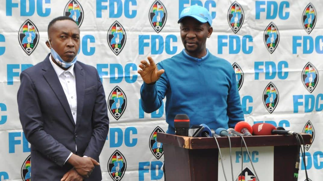 THE FDC MEDIA BRIEFING MONDAY SEPT 7TH, 2020.