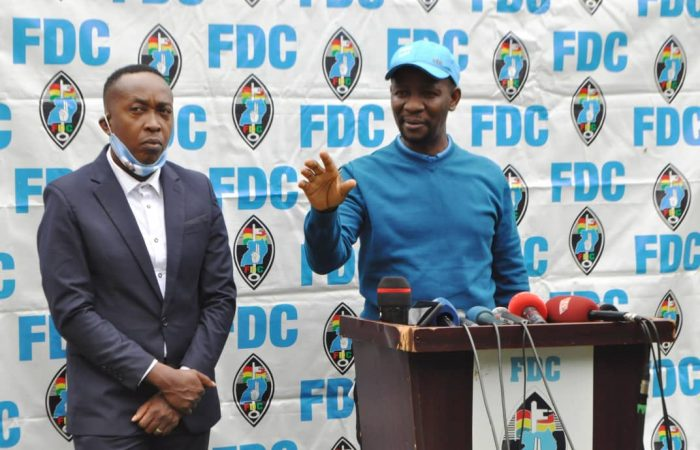 Forum for Democratic Change-FDC
