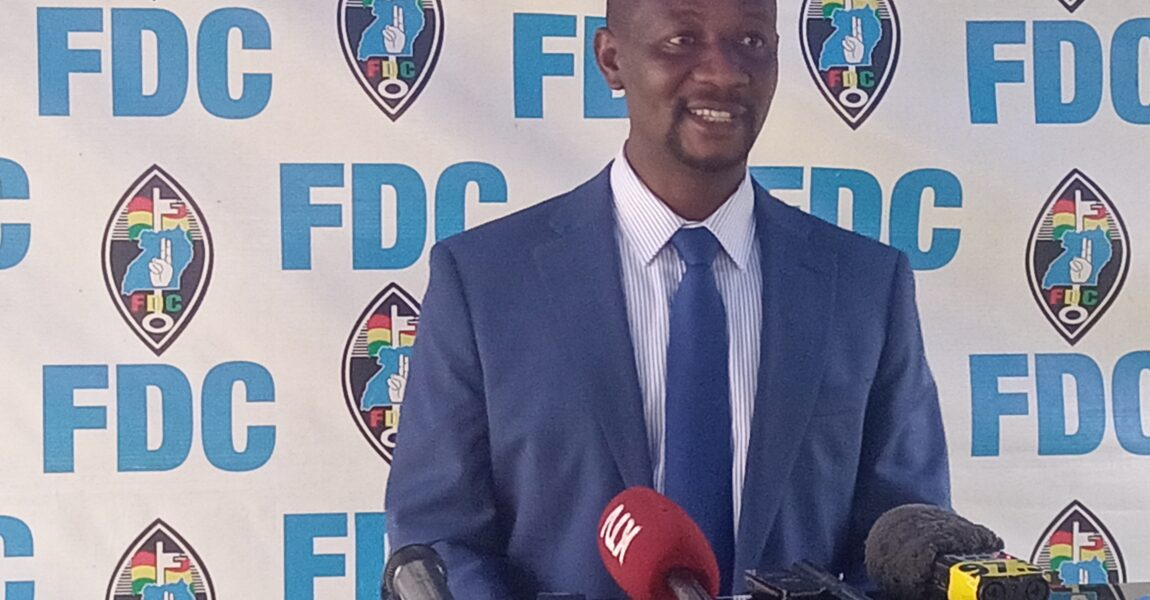 THE FDC MEDIA BRIEFING MONDAY AUGUST 2nd 2021