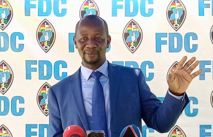 THE FDC MEDIA BRIEFING AUGUST 23 2021