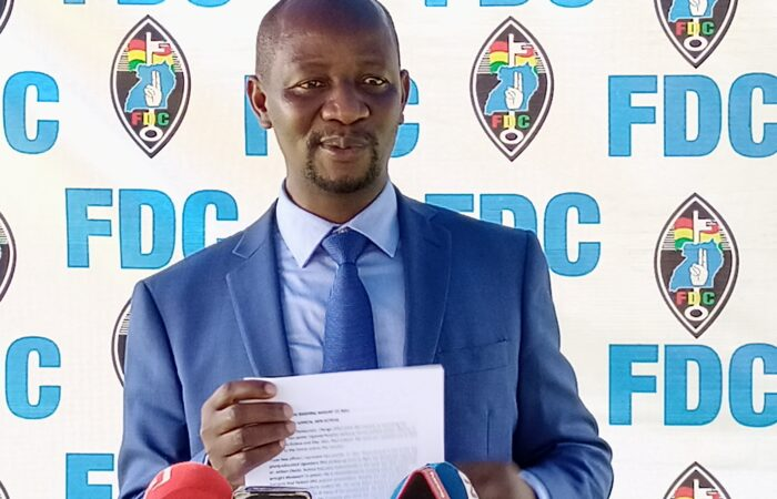 THE FDC MEDIA BRIEFING MONDAY SEPTEMBER 27th 2021