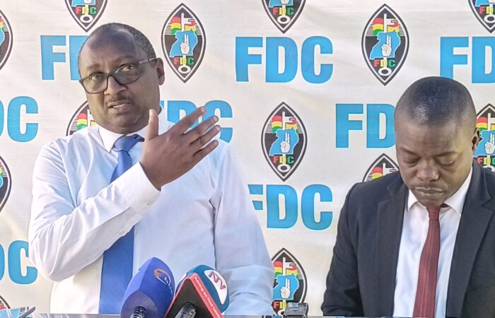 THE FDC MEDIA BRIEFING OCTOBER 4 2021